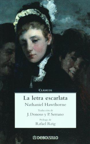 9789707805217: La letra escarlata (Spanish Edition)