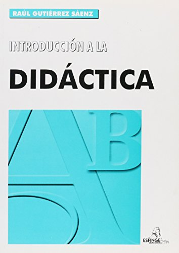 9789707821484: INTRODUCCION A LA DIDACTICA