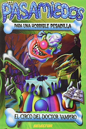 9789708030410: El circo del doctor vampiro / The Circus of Dr. Vampire (Pasamiedos) (Spanish Edition)