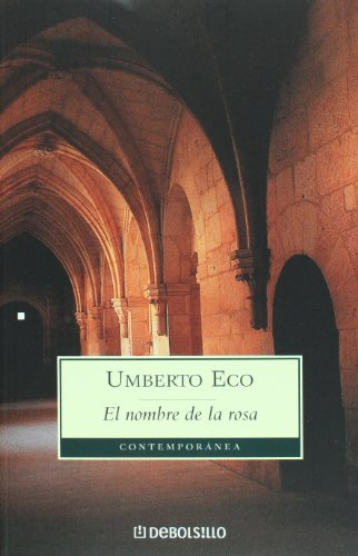 9789708100267: El nombre de la rosa (Spanish Edition)