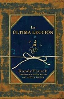 9789708103220: La Ultima Leccion - Randy Pausch