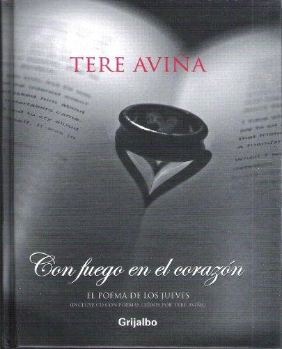 9789708105293: Con Fuego En El Corazon/ Heart On Fire: Poema De Los Jueves/ Thursday Poems (Spanish Edition)