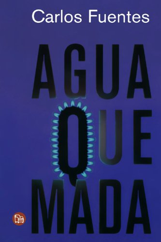 9789708120524: Agua quemada / Burnt Water (Spanish Edition) (Narrativa (Punto de Lectura))