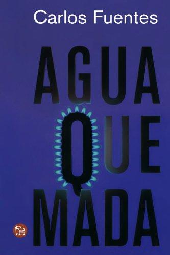 9789708120524: Agua quemada / Burnt Water (Spanish Edition) (Narrativa (Punto de Lectura))