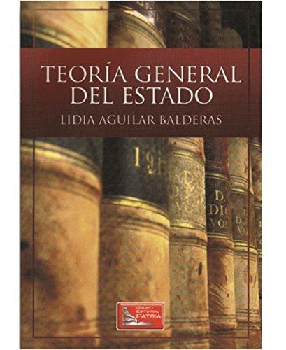 9789708172677: TEORIA GENERAL DEL ESTADO