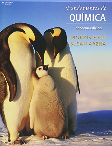 Fundamentos de quimica / Foundations of College: Morris Hein, Susan