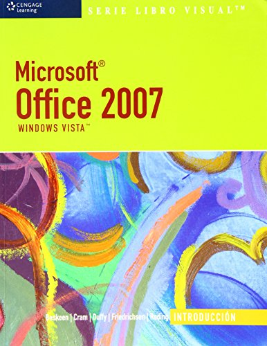 9789708300346: Microsoft Office 2007/ Microsoft Office 2007: Windows Vista, Introduccion/ Windows Vista, Introductory (Libro Visual/ Visual) (Spanish Edition)