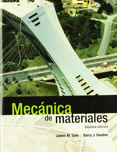 Mecanica de materiales / Mechanics of Materials: Gere, James