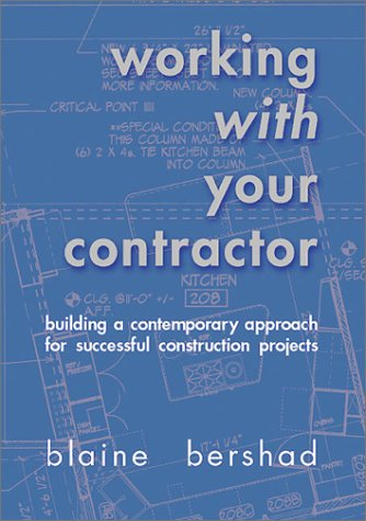 9789708637053: Working With Your Contractor