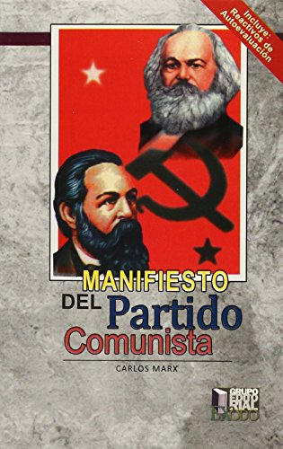 MANIFIESTO DEL PARTIDO COMINUSTA: MARX, CARLOS