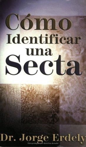 9789709277159: Como identificar una secta (Spanish Edition)