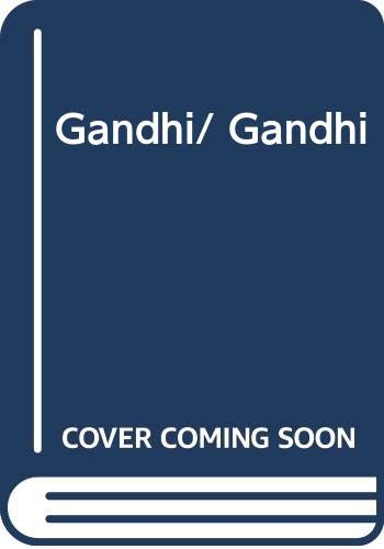 9789709718157: Gandhi/ Gandhi (Spanish Edition)