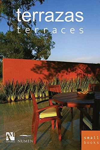 9789709726541: Terraces: Smallbooks Series (English and Spanish Edition)