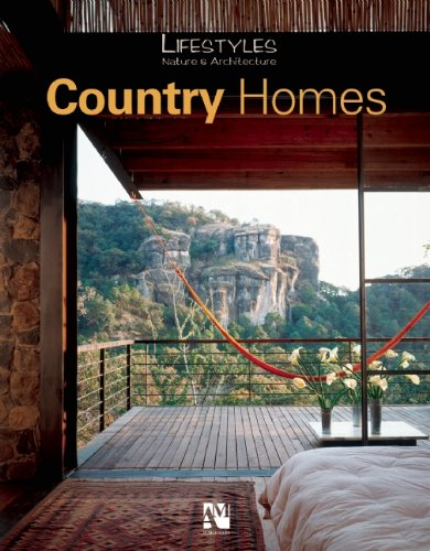 9789709726763: Country Houses: Lifestyle, Nature and Architecture (Lifestyles Nature & Architecture)
