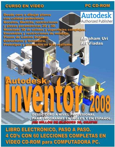 9789709940350: Autodesk Inventor 2008 (Spanish Edition)