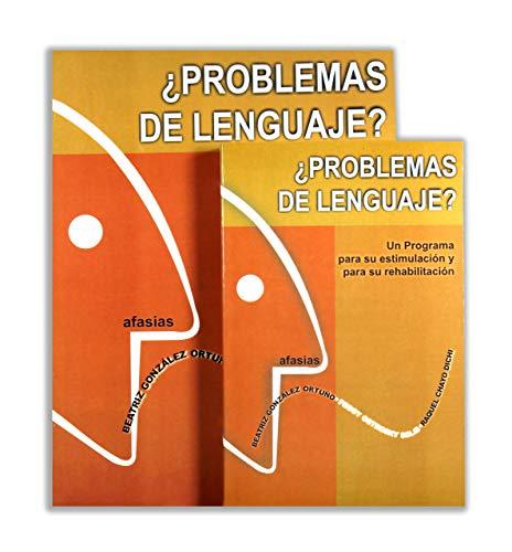 9789709982015: ¿Problemas de lenguaje? Programa para estimulación y rehabilitación