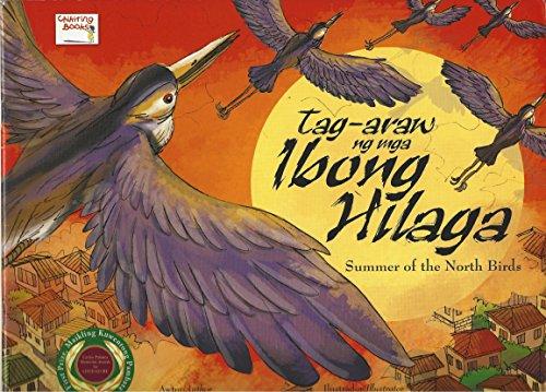 9789710150144: Tag-Araw ng mga IBONG HILAGA (Summer of the North Birds)