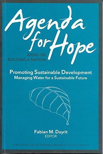 Promoting Sustainable Development: Managing Water for a Sustainable Future (Paperback)