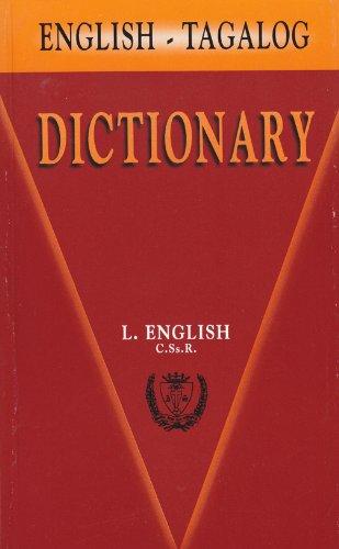 9789710810734: English-Tagalog Dictionary