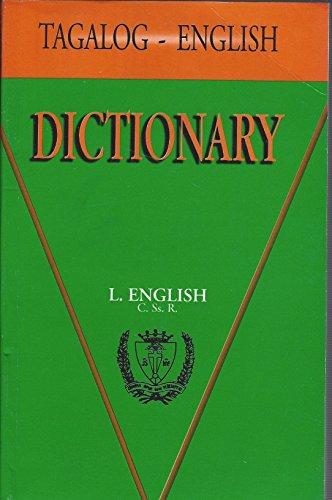 9789710843572: Tagalog - English Dictionary