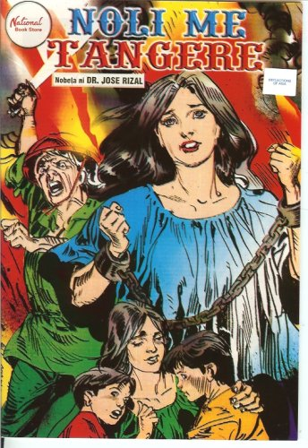 9789710859993: Noli Me Tangere (Noli Me Tangere Comic