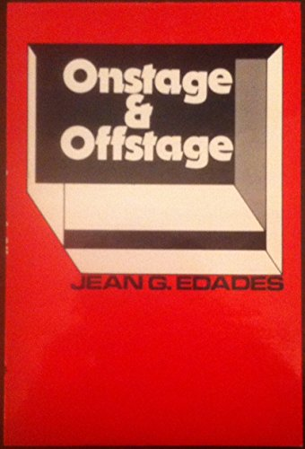 9789711000516: Onstage and Offstage