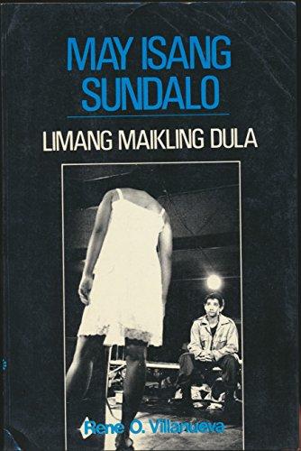 May Isang Sundalo: Limang Maikling Dula: Villanueva, Rene O.
