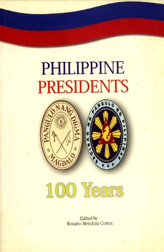 9789711010263: Philippine Presidents: 100 years