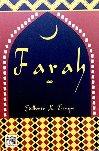 Farah (Filipino Novel): Tiempo, Edilberto K.