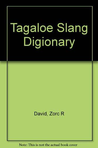 9789711181321: Tagaloe Slang Digionary
