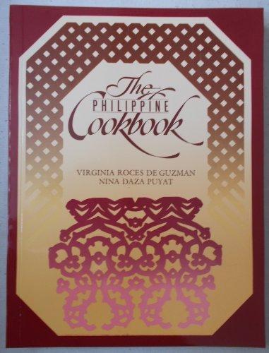 9789711341107: The Philippine Cookbook