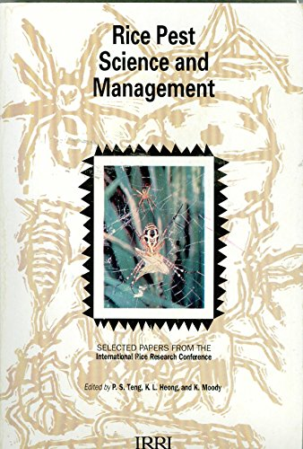 9789712200519: Rice Pest Science and Management