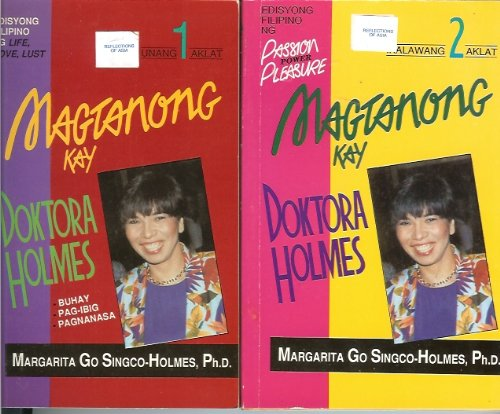 9789712701641: Magtanong Kay Doktora Holmes (vol 1= Life, Love, Lust vol 2 = Passion, Power, Pleasure)