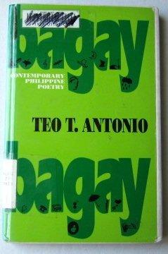9789712702334 - Antonio, Teo T: Bagay bagay (Contemporary Philippine poetry) - Book