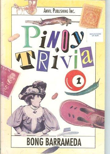 PINOY TRIVIA Volume 1: Bong Barrameda