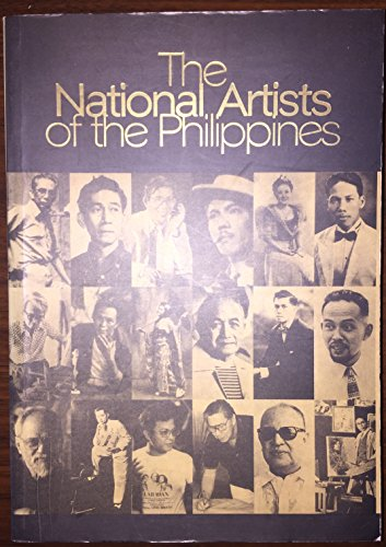 9789712707834: The national artists of the Philippines