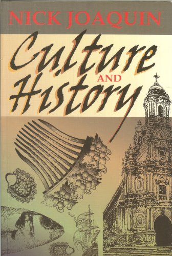Culture and History: Nick Joaquin