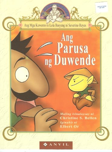 Ang Parusa ng Duwende (The Dwarf's Punishment,: retold by Christine