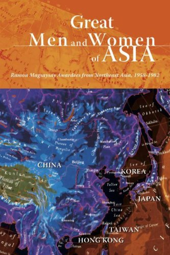 Great Men and Women of Asia Volume: Editor Angelina G.