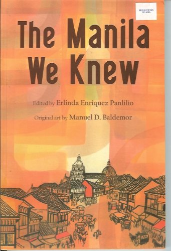 The Manila We Knew (newsprint version): Gizela Madrigal Gonzalez