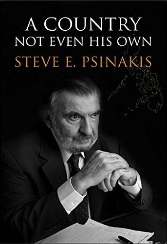 9789712720475: A Country Not Even His Own (Philippine Import)