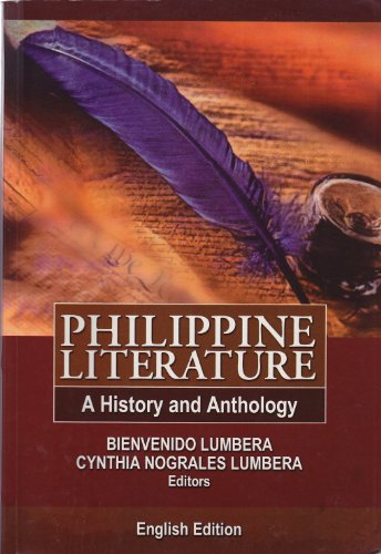 Philippine Literature a History and Anthology, English: Bienvenido Lumbera, Cynthia