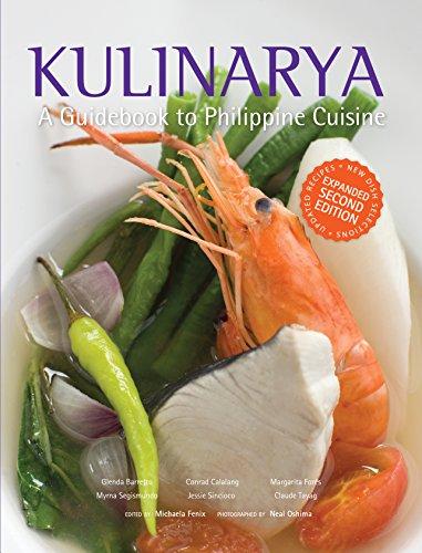 9789712728723: Kulinarya, A Guidebook to Philippine Cuisine