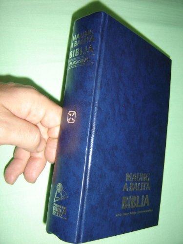 9789712903700: Pangasinan Language Bible 053 PDC / Maung A Balita Para Sayan Panaon Tayo / Pati Saray Libron Deuterocanonico / Philippines