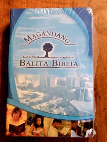 9789712909153: Tagalog Bible, Tagalog Popular Version, Paperback, Magandang Balita Biblia