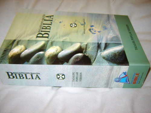 9789712909184: MAGANDANG BALITA BIBLIA with Deuterocanoinco / Revised TAGALOG POPULAR VERSION Bible / RTPV 050 DC 2009 / Thumb Index