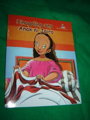 9789712909818: Healing the Daughter of Jairus / TAGALOG ...