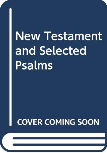 9789715016438: New Testament and Selected Psalms Taken from the Christian Community Bible - Catholic Pastoral Edition (indexed)