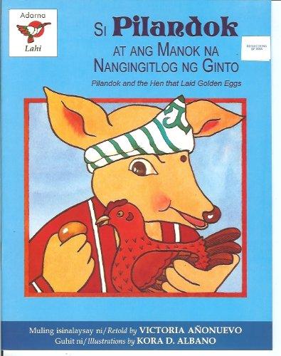 Si Pilandok At Ang Manok Na Nangingitlog: Victoria Anonuevo