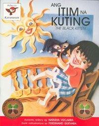 ANG ITIM NA KUTING (The Black Kitten) - Philippine Book